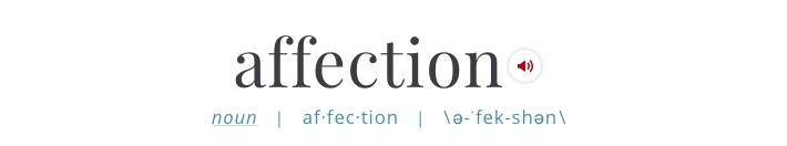 180 Ideas #8: Measuring Affection
