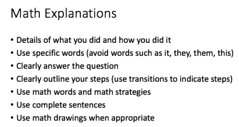 math explanations
